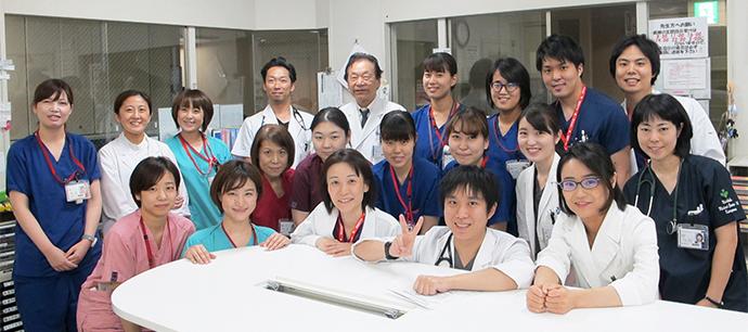 膠原病リウマチ科